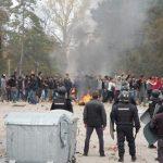 бунт бежанци Харманли