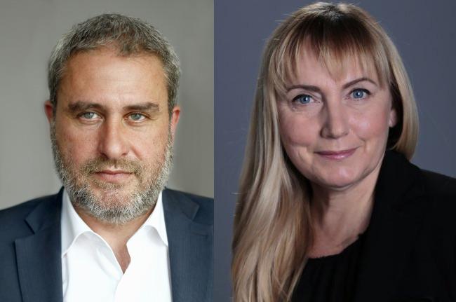 Боил Банов и Елена Йончева