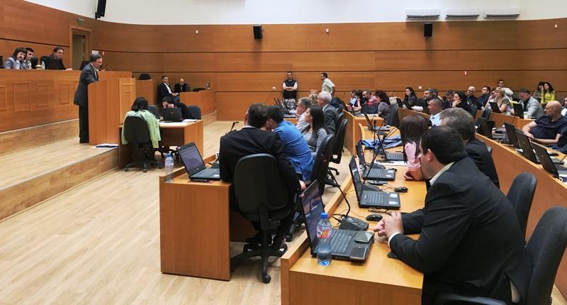 заседание на ОбС - Пловдив