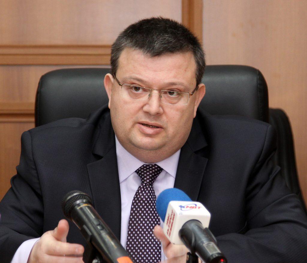 Сотир Цацаров - Главен прокурор
