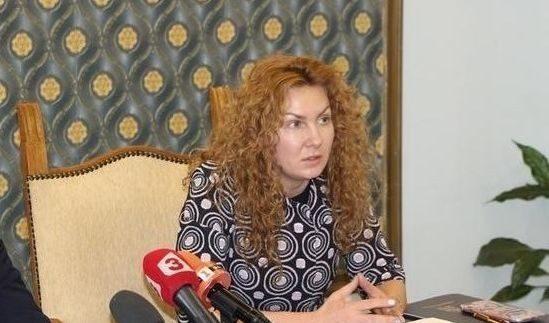 Зам-министър Деница Николова  Снимка: МРРБ