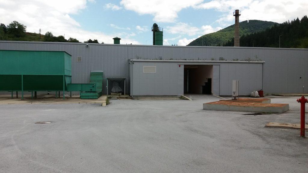 Бара груп – Изградената топлоцентрала в смолянския кв. Устово