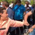 нападение на журналисти ГЕРБ