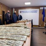 фалшивите доларови банкноти