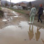 кална и непроходима улица в Смилян
